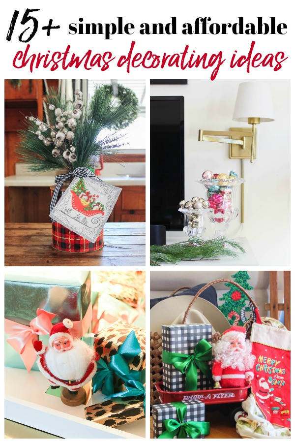 Christmas Decoration Ideas for your entire house.