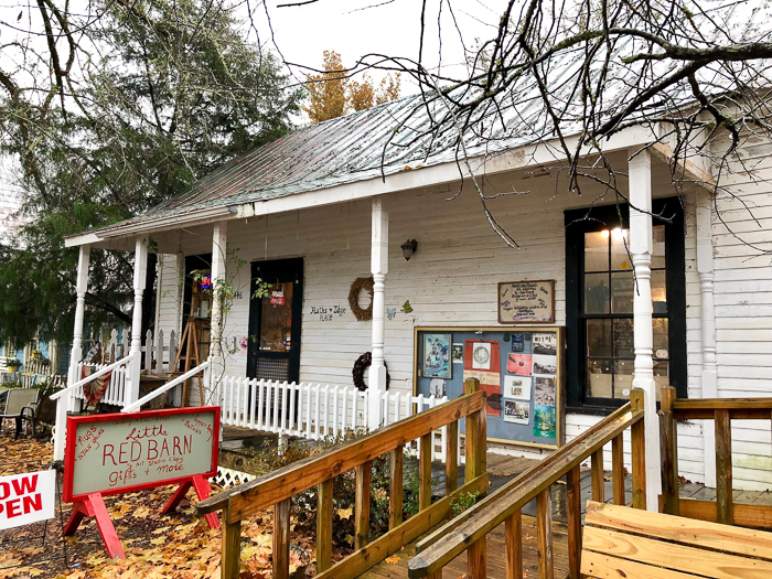 Ruth and Idgie's Place | Juliette, Georgia: Fried Green Tomatoes Road Trip