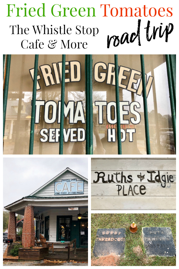 Fried Green Tomatoes movie Whistle Stop Cafe and More in Juliette, Georgia