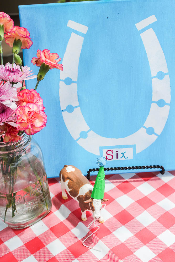 Simple Affordable And Easy Farm Birthday Party Ideas