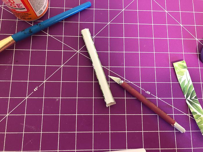 Custom DIY Cord Cover