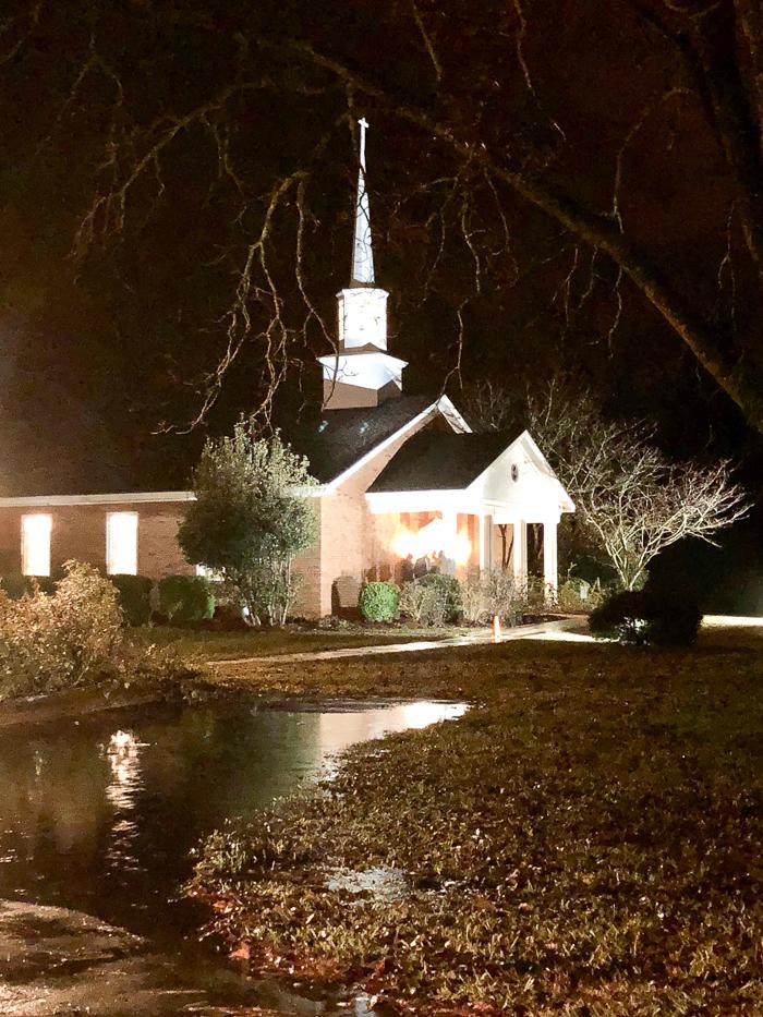 Maranatha Baptist Church in Plains, GA