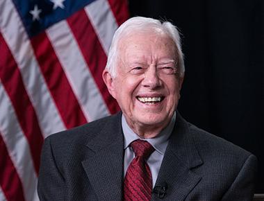 Jimmy Carter Sunday school