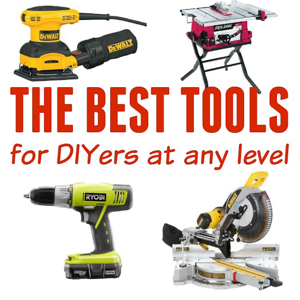 The Best Tools for DIYers at Any Level
