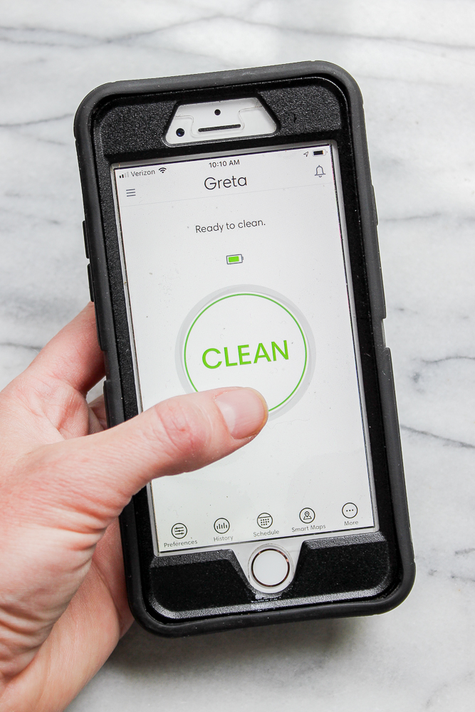 iRobot App for Roombas
