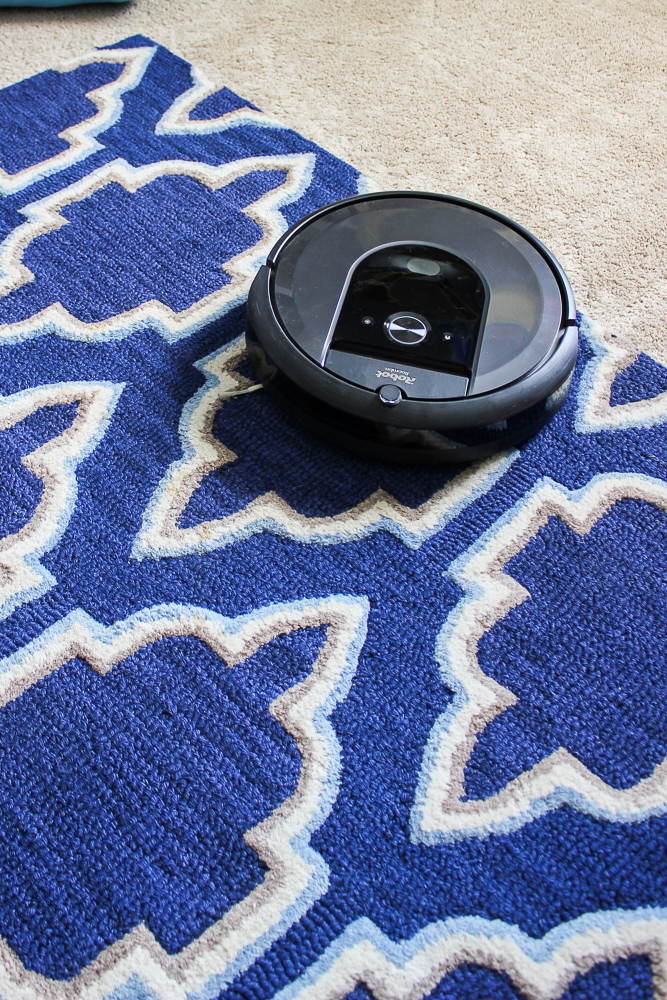 Roomba Vacuum review - going over thick rugs