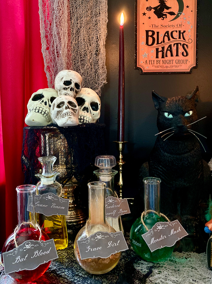 Easy Decorating Ideas for Halloween