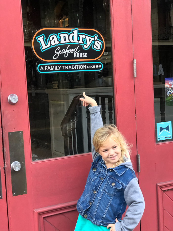 Kid Friendly New Orleans Itinerary