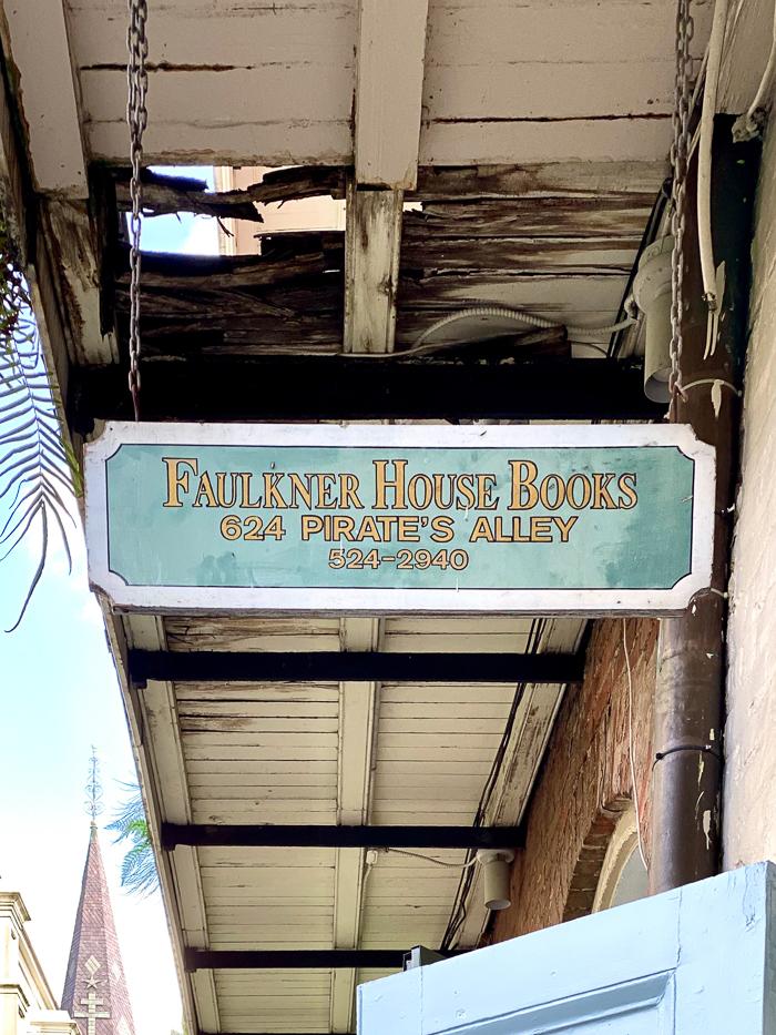 New Orleans Shopping - Faulkner House Books