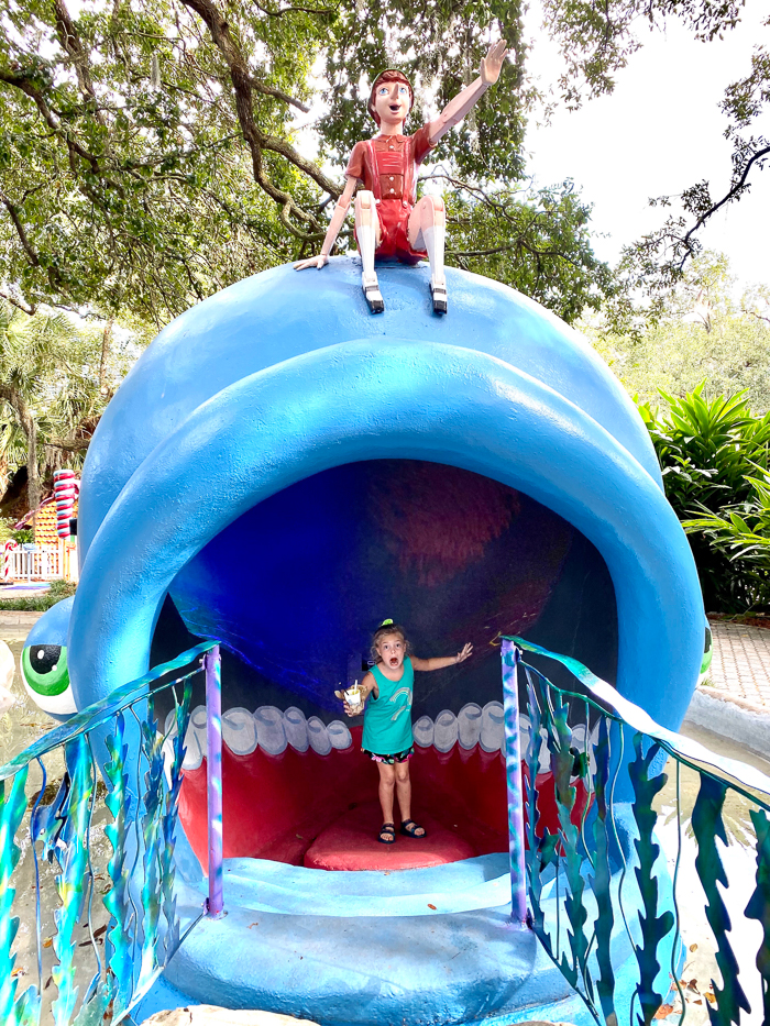 Things to Do in New Orleans with Kids - Storyland at City Park