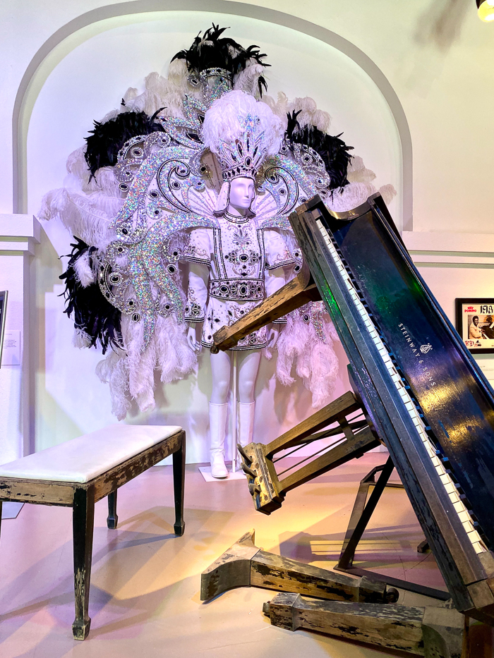 Three Days in New Orleans - Mardi Gras Museum at The Presbytere