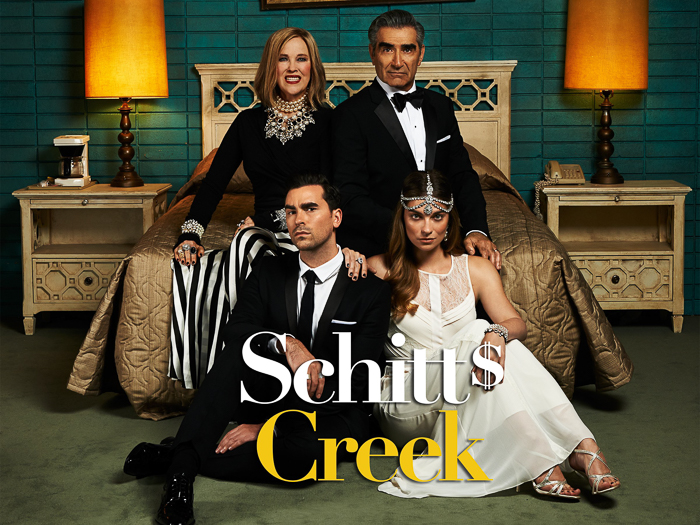 Shows on Netflix to Bingewatch - Schitt's Creek