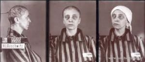 Woman in Auschwitz
