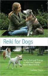 Book, Reiki For Dogs by Kathleen Prasad