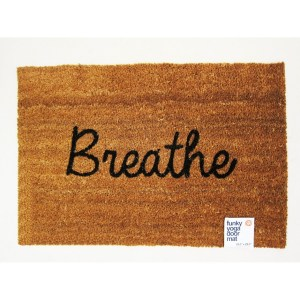 Now that you can leave your stress behind you, you can breath easy.