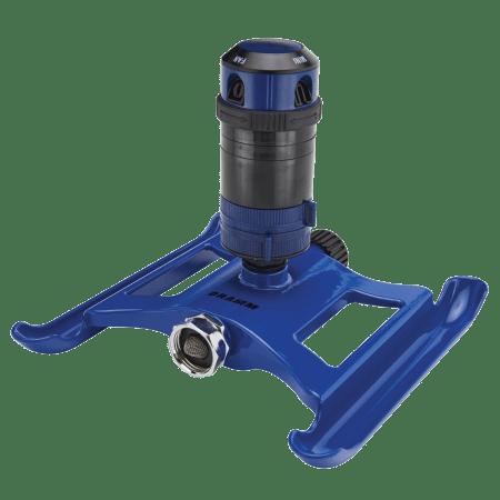Dramm Blue ColorStorm 4 Pattern Gear Sprinkler