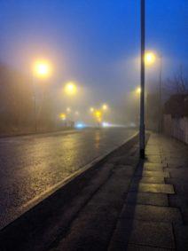 Manchester fog