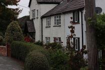 Cheshire walking - Jodrell Bank & Goostrey
