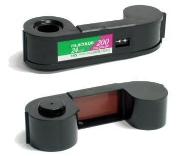 110mm cassette