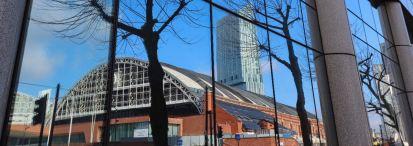 Manchester April 2021
