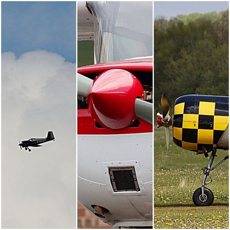 A visit to Barton Aerodrome – City Airport