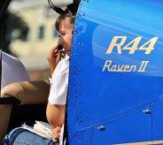 Boarding Robinson Raven
