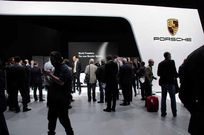 PorscheBooth