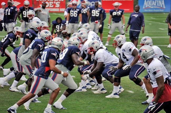 NewEnglandPatriots_Practice