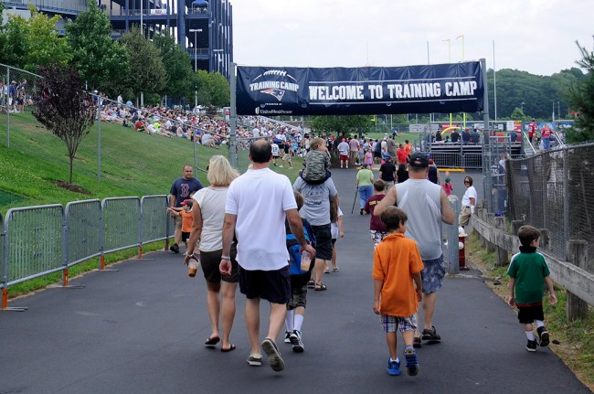 NewEnglandPatriots_TrainingCamp