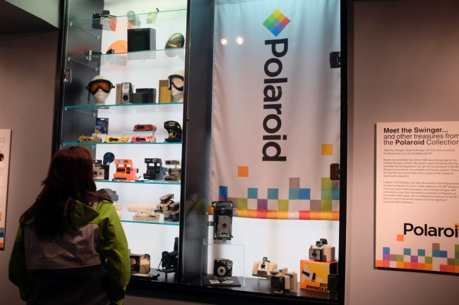 PolaroidDisplay