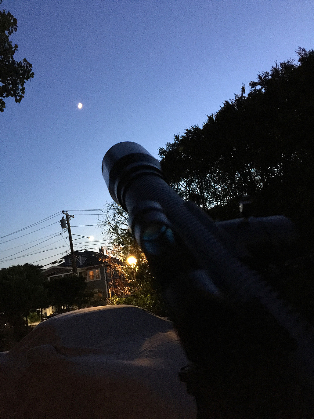Cf700mm Telescope At The Beginning Hyperstart Dual Battery Isolator Wiring Problem With