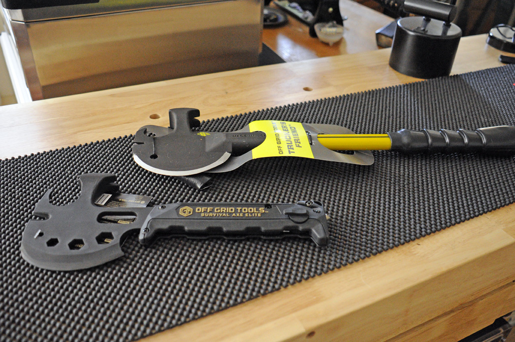 Off Grid Tools Truckers Friend All Purpose Survival Tool-Made in the USA
