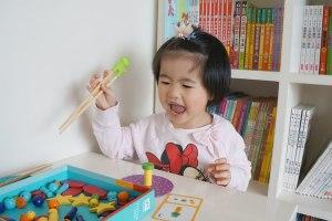 [廣告文]試用DJECO智荷桌遊:親親晚安、圖騰夾夾樂