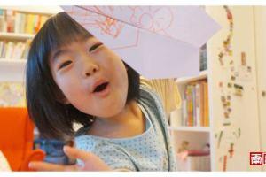 五歲小雨更愛看書了