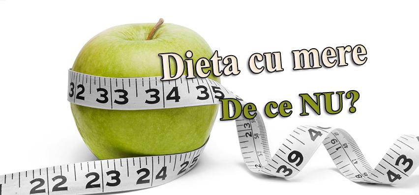 Dieta cu mere verzi - de ce sunt atat de eficiente? - turismmiraslau.ro