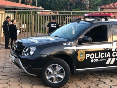 Operação Cota Extra II: Dercap cumpre buscas na prefeitura de Cristianópolis