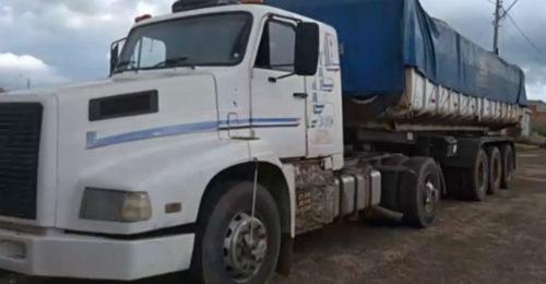 Operação integrada prende em flagrante empresário de Catalão por crime de receptação de carga de fertilizantes