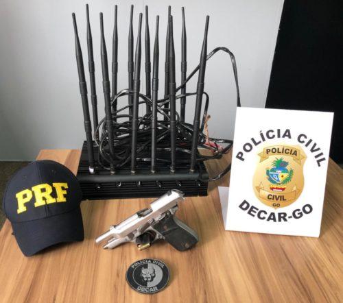 Operação Intolerantes: Decar e PRF prendem suspeitos de roubar carga de cerveja