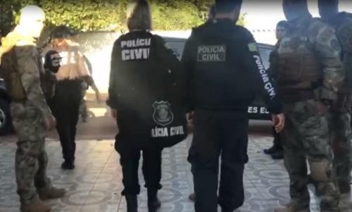Operação Convite Premiado: Dercap prende quatro por fraude a licitações em Edealina