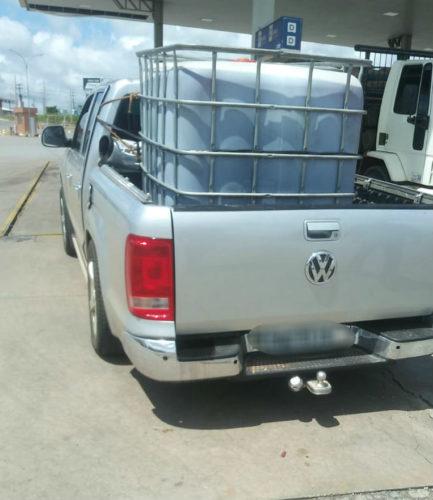 Três são presos por fraude a postos de combustível em Aparecida de Goiânia