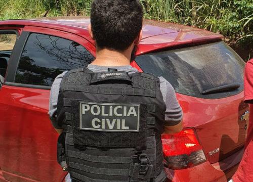 Suspeito de chefiar quadrilha de roubo de carros é preso em Senador Canedo