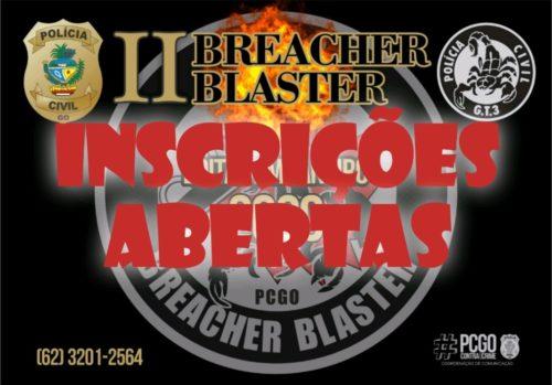 GT3 divulga edital para II Curso de Breacher Blaster