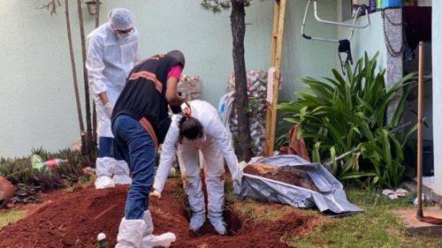 Mulher é presa pela DIH em flagrante por ocultação do cadáver de seu marido