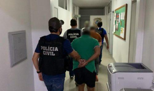 Polícia Civil prende três suspeitos de sacar benefício previdenciário de terceiros