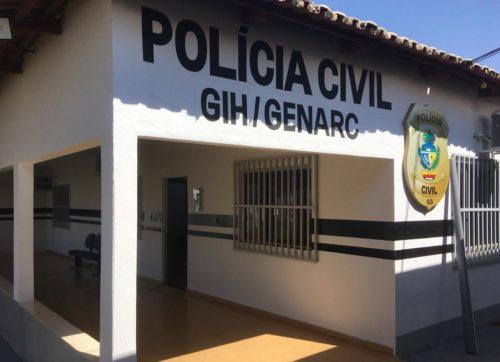 Polícia Civil inaugura sede do GIH e Genarc na cidade de Itaberaí