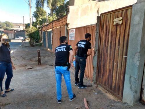 Operação Crepitus: Decon faz operação contra venda clandestina de botijões de gás