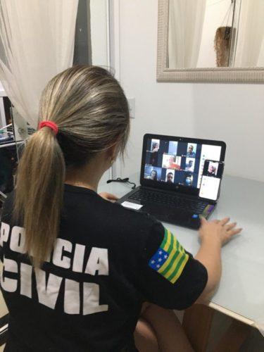 Atividades do grupo reflexivo para autores de violência doméstica são retomadas pela Deam por meio virtual