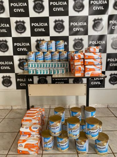 Operação Esterilização: presa associação criminosa suspeita de desviar produtos da Saúde de Quirinópolis para farmácias privadas