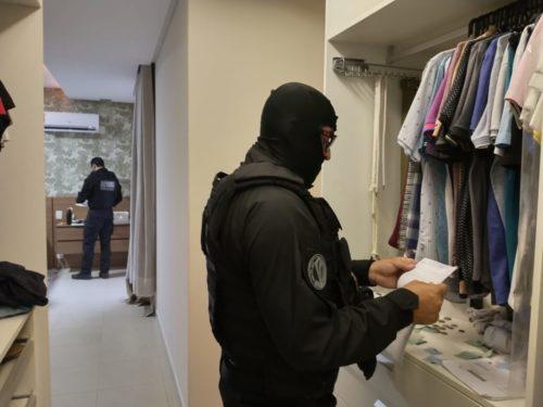 Denarc desarticula quadrilha que fazia tráfico de drogas e lavagem de dinheiro em Goiânia, Trindade e Novo Gama