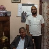 TUR's last meeting with the original radical of the Hill State Movement and fighter for rights of the indigenous people